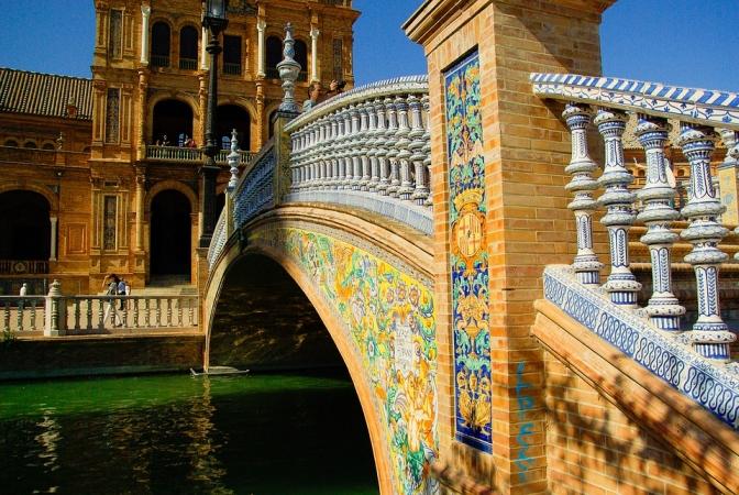 SIVIGLIA, con volo da Cagliari, 4 giorni Capitali & Città
