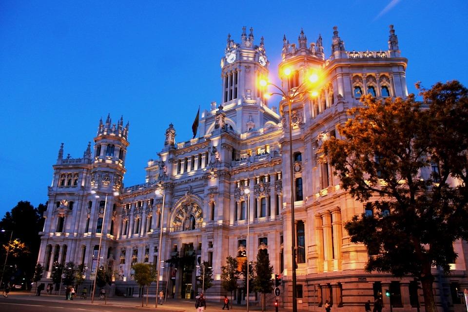 MADRID, con volo da Cagliari, 4 giorni