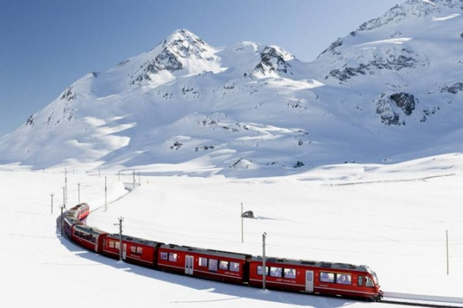 Capodanno neve Tour ST. MORITZ e LIVIGNO, dalla Sardegna, 5 giorni NEVE dalla Sardegna
