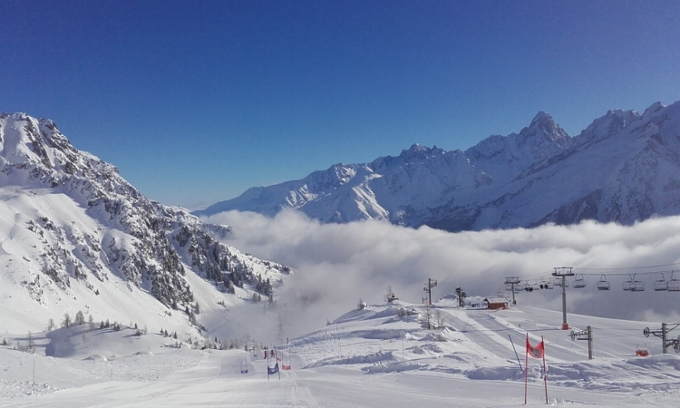 Capodanno neve Tour COURMAYEUR e SESTRIERE, dalla Sardegna, 5 giorni NEVE dalla Sardegna