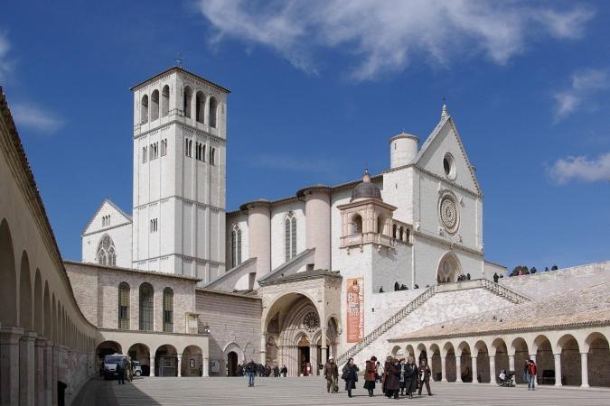 SAN FRANCESCO (Anniversario) - ASSISI e CASCIA con Orvieto e Tivoli, da Cagliari, Alghero o Olbia, 3 notti Pellegrinaggio