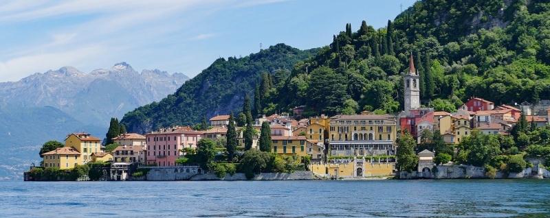 LAGO di COMO e MILANO, con volo da Cagliari, 4 giorni ITALIA dalla Sardegna