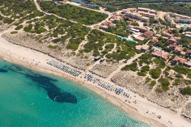 BADESI, Hotel Baia delle Mimose 4* HOTEL in Sardegna