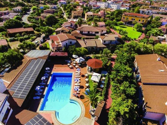 SAN TEODORO, Club Hotel Le Rose 4* HOTEL in Sardegna