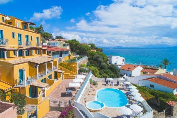 SANT'ANTIOCO, Lu Hotel Maladroxia 4* HOTEL in Sardegna
