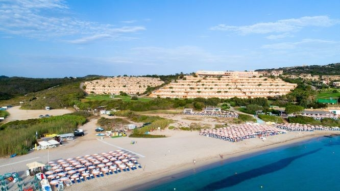 SANTA TERESA GALLURA, Marmorata Village 3* HOTEL in Sardegna