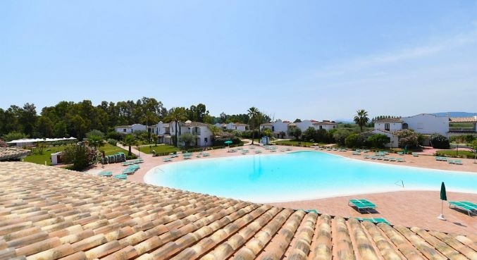 SANTA MARIA NAVARRESE, Marina Torre Navarrese Beach Resort 4* HOTEL in Sardegna