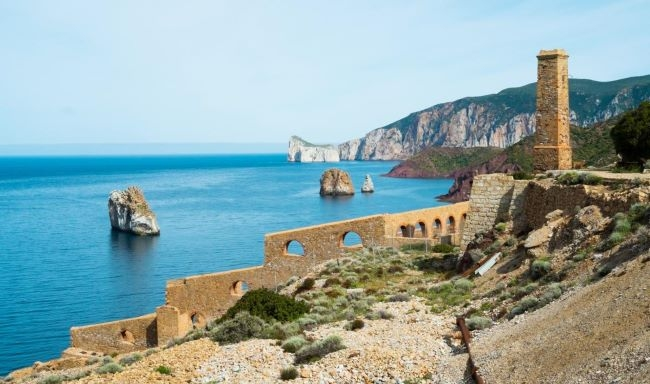 Tour trekking ''SULCIS'', in 5 giorni, da Cagliari NATURA in Sardegna